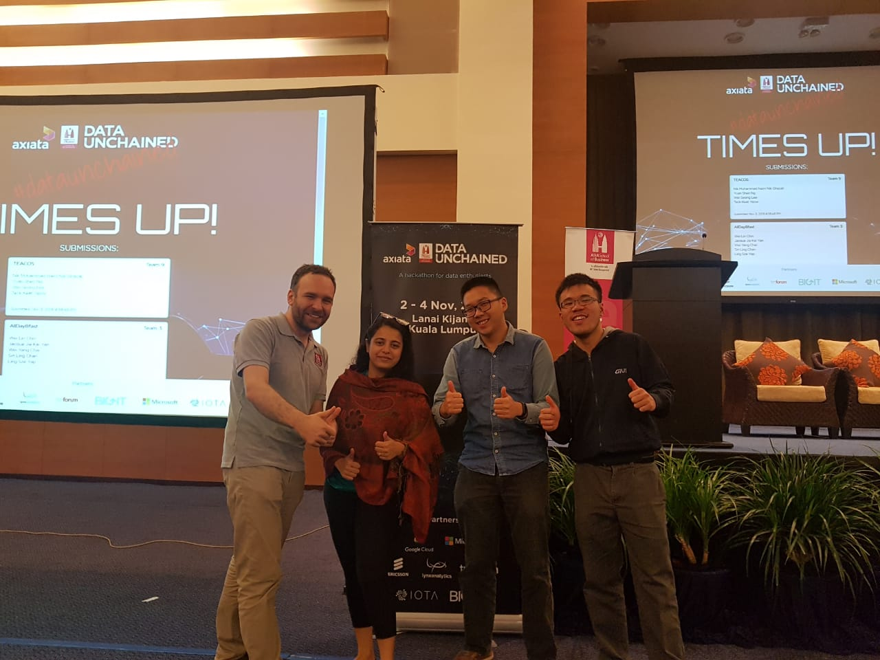 From What I Did: Takeaways from My First Datathon with Data Unchained 2018 by Axiata